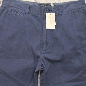 Grayers Pants - Grayers Stitch Fix Mens Linen Pants French Blue